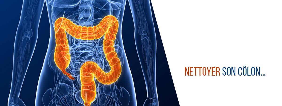 Nettoyer colon intestin irrigation paris